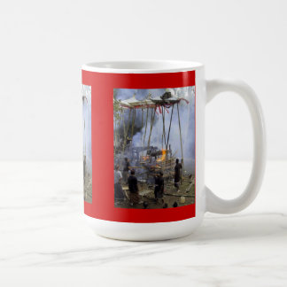 Balinese ceremony coffee mugs