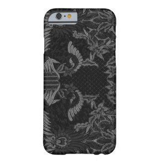 Balinese flowers batik barely there iPhone 6 case