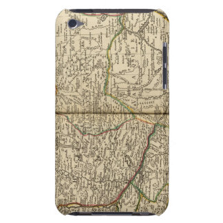 Balkan Peninsula 3 Barely There iPod Cover