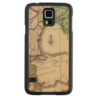 Balkan Peninsula 3 Carved Maple Galaxy S5 Case