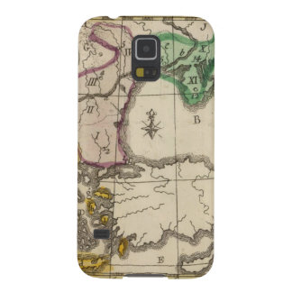 Balkan Peninsula 3 Galaxy S5 Cover