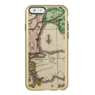 Balkan Peninsula 3 Incipio Feather® Shine iPhone 6 Case