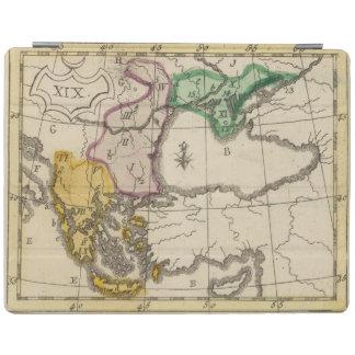 Balkan Peninsula 3 iPad Cover