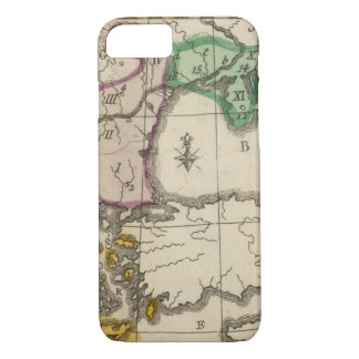 Balkan Peninsula 3 iPhone 8/7 Case