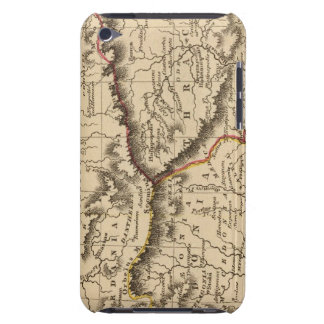 Balkan Peninsula 5 Barely There iPod Cases