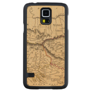 Balkan Peninsula 5 Carved Maple Galaxy S5 Case