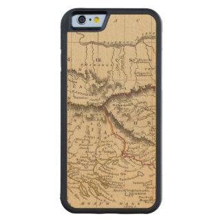 Balkan Peninsula 5 Carved Maple iPhone 6 Bumper Case