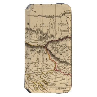 Balkan Peninsula 5 Incipio Watson™ iPhone 6 Wallet Case