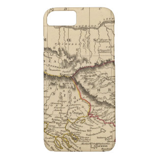 Balkan Peninsula 5 iPhone 8/7 Case