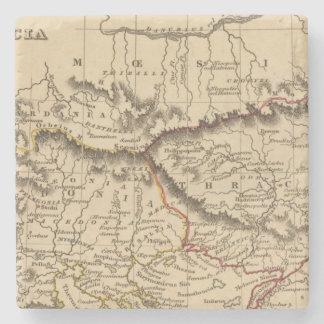 Balkan Peninsula 5 Stone Coaster