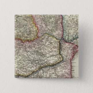 Balkan Peninsula, Bulgaria 15 Cm Square Badge