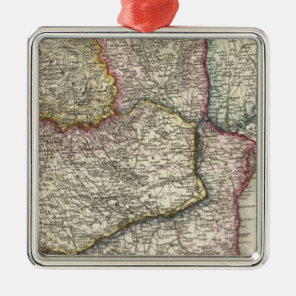 Balkan Peninsula, Bulgaria Christmas Ornament