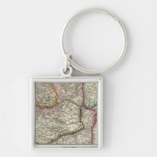 Balkan Peninsula, Bulgaria Key Ring