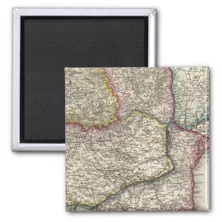 Balkan Peninsula, Bulgaria Magnet