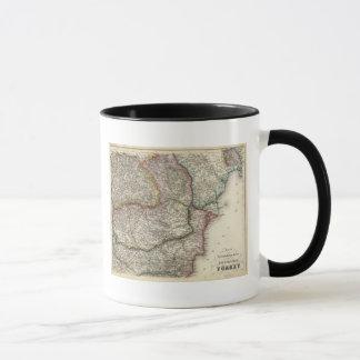 Balkan Peninsula, Bulgaria Mug