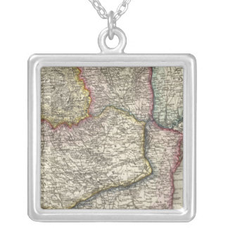 Balkan Peninsula, Bulgaria Silver Plated Necklace