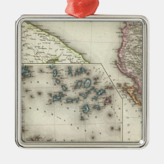 Balkan Peninsula, Greece Christmas Ornament