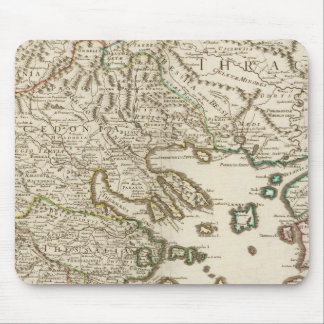 Balkan Peninsula, Greece, Macedonia 2 Mouse Mat