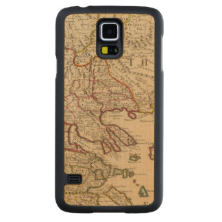 Balkan Peninsula, Greece, Macedonia 3 Carved Maple Galaxy S5 Case