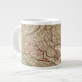 Balkan Peninsula, Greece, Macedonia 3 Large Coffee Mug