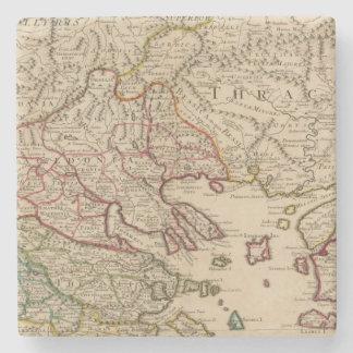 Balkan Peninsula, Greece, Macedonia 3 Stone Coaster