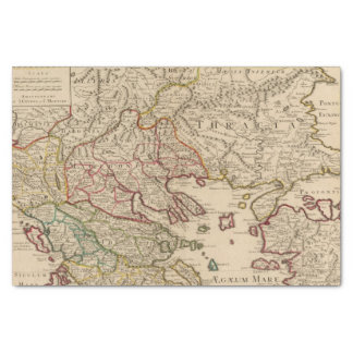 Balkan Peninsula, Greece, Macedonia 3 Tissue Paper