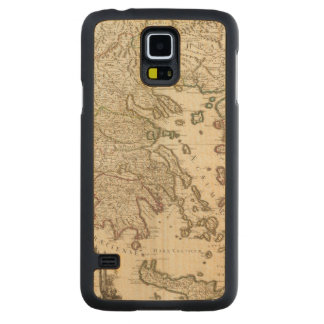 Balkan Peninsula, Greece, Macedonia Carved Maple Galaxy S5 Case