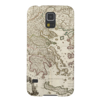 Balkan Peninsula, Greece, Macedonia Case For Galaxy S5