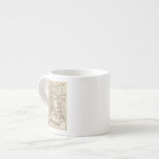 Balkan Peninsula, Greece, Macedonia Espresso Cup