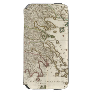 Balkan Peninsula, Greece, Macedonia Incipio Watson™ iPhone 6 Wallet Case
