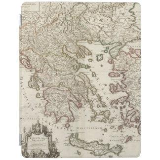 Balkan Peninsula, Greece, Macedonia iPad Cover
