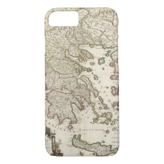 Balkan Peninsula, Greece, Macedonia iPhone 8/7 Case