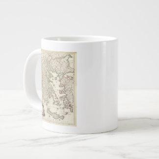 Balkan Peninsula, Greece, Macedonia Large Coffee Mug
