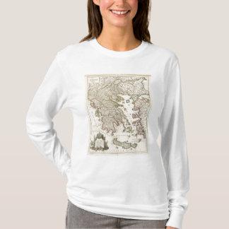 Balkan Peninsula, Greece, Macedonia T-Shirt