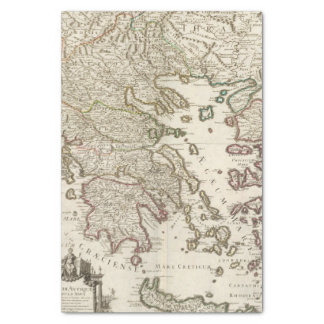 Balkan Peninsula, Greece, Macedonia Tissue Paper