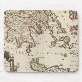Balkan Peninsula, Greece, Turkey Mouse Mat
