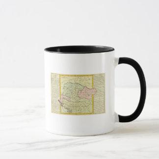 Balkan Peninsula, Hungary, Romania 2 Mug