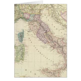 Balkan Peninsula, Italy, Slovenia 2 Card