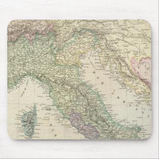 Balkan Peninsula, Italy, Slovenia Mouse Mat