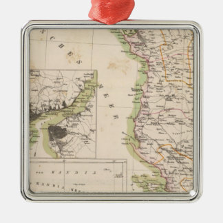 Balkan Peninsula, Turkey, Albania Christmas Ornament