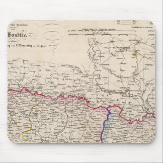 Balkan Peninsula, Turkey, Bosnia Mouse Mat