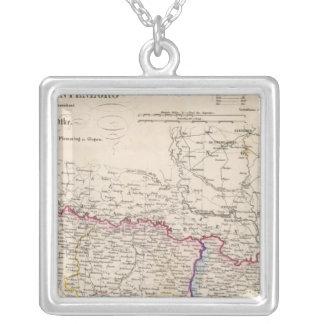 Balkan Peninsula, Turkey, Bosnia Silver Plated Necklace