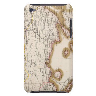 Balkan Peninsula, Turkey, Bulgaria iPod Touch Cover