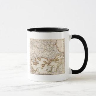 Balkan Peninsula, Turkey, Bulgaria Mug