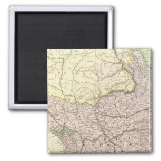 Balkan Peninsula, Turkey, Greece 2 Magnet