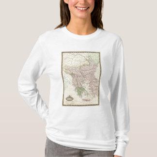 Balkan Peninsula, Turkey, Greece 2 T-Shirt