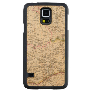 Balkan Peninsula, Turkey, Romania Carved Maple Galaxy S5 Case