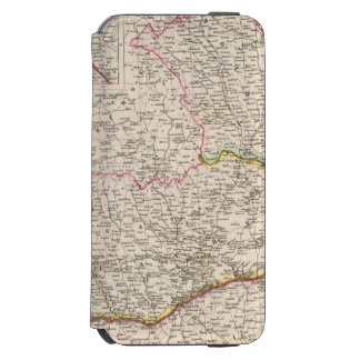 Balkan Peninsula, Turkey, Romania Incipio Watson™ iPhone 6 Wallet Case