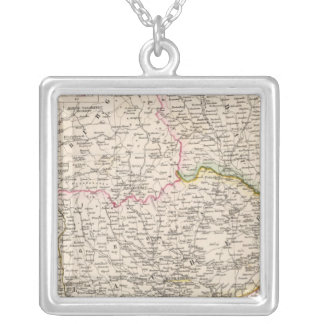 Balkan Peninsula, Turkey, Romania Silver Plated Necklace