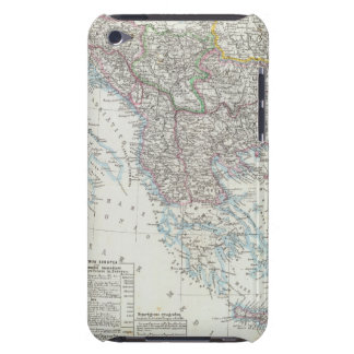 Balkan Peninsula, Turkey, Serbia, Europe iPod Touch Covers